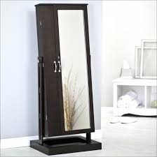 must see over the door mirrored jewelry armoire mirror cabinet white hsn hsn jewelry armoire