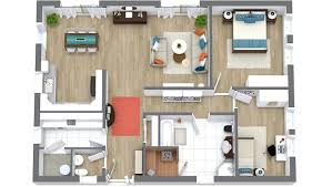 Online Home Design 3D Plans