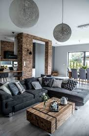 industrial style living room furniture. a gorgeous nordic industrial home hermosa casa estilo nrdico industrialu2026 style living room furniture