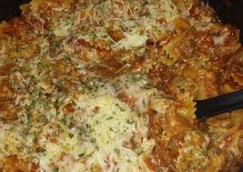 homemade hamburger helper lasagna style