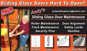 sliding glass door hard to open sliding glass door maintenance door s installation overseas hwy marathon