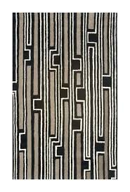 lovely black and white rugs or 16 black and white striped rugs australia
