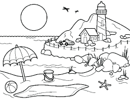 Image Of Coloring Pages Summer Fruits Free Summer Fruits Coloring
