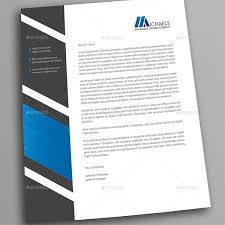Letter Headed Paper Template Psd Letterhead Template 51 Free Psd Format Download Free