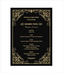 Example Menu Card Magdalene Project Org