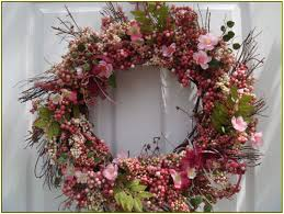 summer wreaths for front doorFront Door Wreaths For Summer  Home Design Ideas