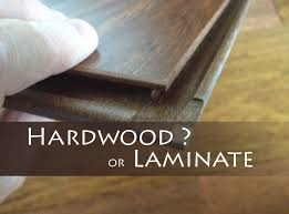 hardwood flooring vs engineered hardwood vs laminate flooring how to tell the difference