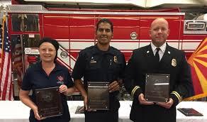 Fire Prevention Week Yfd Firefighter Fire Engineer City Of Yuma