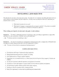 Excellent Resume Objective Statement Engineering Internship Ideas