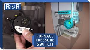 furnace pressure switch repair and replace youtube  at Wiring Diagram For On Off Switch For A Furnace