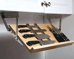 kitchen knife storage best knife storage ideas on rustic knife blocks under  cabinet knife storage and