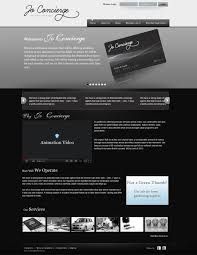 Web Design Company In Jordan Elegant Serious Environment Web Design For A Company By