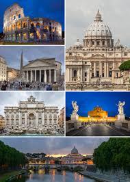 Рим Википедия rome montage 2017 png