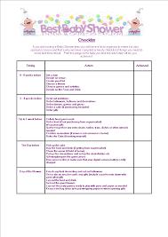 Baby Shower Decoration Checklist Best Baby Shower Checklist Templates At