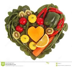 fruit and vegetables heart. Fine Heart Fruit And Vegetables In A Heart Shape Throughout And Heart H