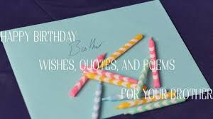 Birthday wishes for father far away ~ Birthday wishes for father far away ~ Happy birthday wishes quotes and poems for your brother holidappy
