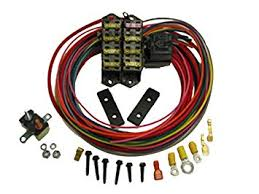 painless wiring 70207 painless auto wiring diagram schematic amazon com painless wiring 70107 cirkit boss kit 7circ automotive on painless wiring 70207