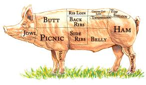 Pork Cuts Poster Clipart Images Gallery For Free Download