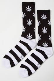 <b>Носки CAYLER & SONS</b> Budz&stripes Socks Double-pad Black ...