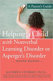 Helping A Child With Nonverbal Learning Disorder Or