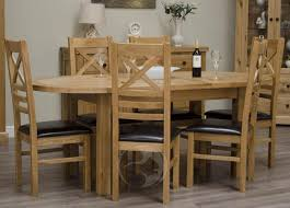 oak dining table set uk best gallery of tables furniture