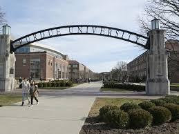 Purdue University Campus Bangert Purdue Scrubs Writing Tips Amid Claims Of Campus Ban On Man