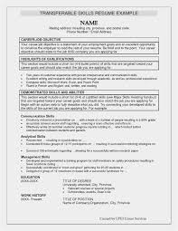 30 Examples How To Write A Resume Objective Statement Gallery