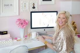 pink home office. pinkwhiteoffice pink home office