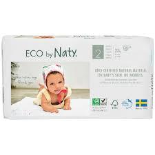Купить <b>Подгузники</b> размер 2, <b>3</b>-6 кг. <b>Naty</b>, 33 шт. (новый дизайн ...