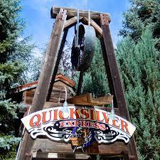 a z coaster of the week quicksilver express