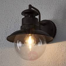 ed outside wall light rustic ip44 9630001 01
