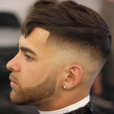 Homme Coiffure Barbe Coupe Homme Rase Cotes Debi Augustcom