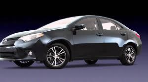 2016 Toyota Corolla's Five Trim Levels - Houston - YouTube