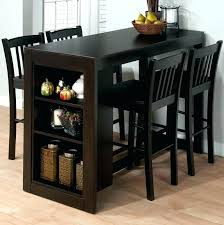 small high top table high top kitchen table small high table and chairs modest kitchen pub