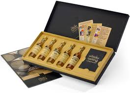 whisky tasting kit gift set whisky tour