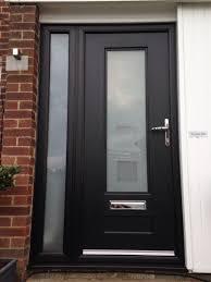 7 Amazing Black Front Door Ideas | Front doors, Doors and Modern