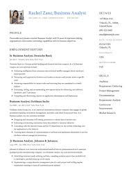Agile Business Analyst Resume Marvelous Business Analyst Resume