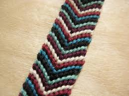 to make a typical bracelet you ll want at least 6 strands the one shown used 12 that are at least 30 inches long based on using embroidery floss