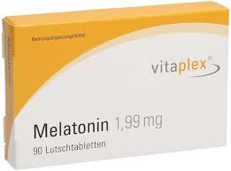 Mt2 Dosage Chart Spring Valley Melatonin Circadin Melatonin Product Brief