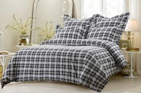 plaid bedding nautica ansel king quilt in dark red