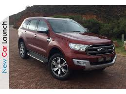 new car launches south africaNew FORD EVEREST cars for sale on Auto Trader