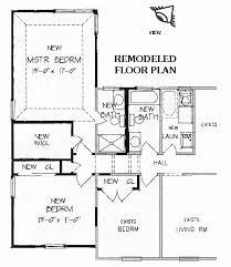 master bedroom with bathroom floor plans. First Floor Plan. Rear Rendering. Master Bedroom Master Bedroom With Bathroom Floor Plans