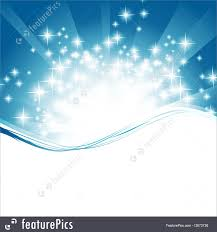 Holiday Templates Templates Holiday Blue Template Stock Illustration I2673738 At