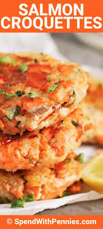 salmon croquettes baked or fried