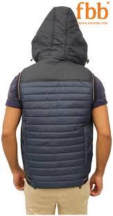 Dj C Men Blended Jacket Grey