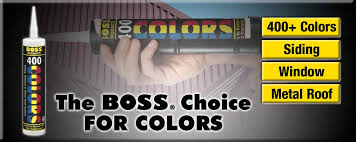 Gentek Aluminum Colors Chart Boss Products Firestop Cleaning Products