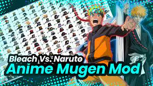 Bleach Vs Naruto 2.6 Mod Apk