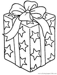 Small Picture Present Coloring Page Big Christmas Presents Coloring Page
