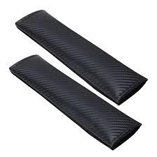 1 pair car seat belt covers shoulder pads auto seat belt shoulder protection padding