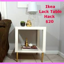 hack ikea furniture. ikea lack side table hack easy amd just 20 httpsyoutu furniture f